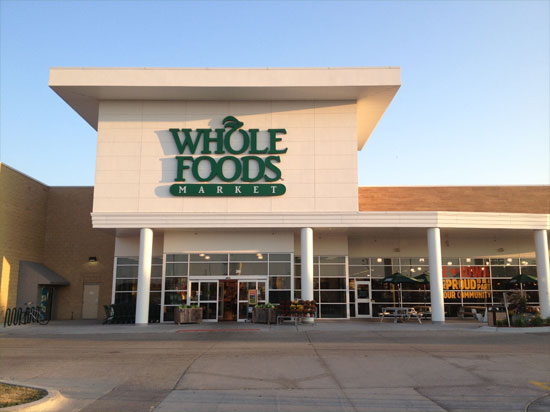 Whole Foods Market non-gmo food