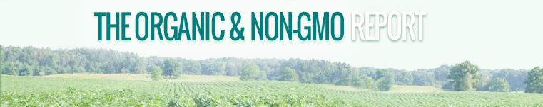 The Organic & Non-GMO Report