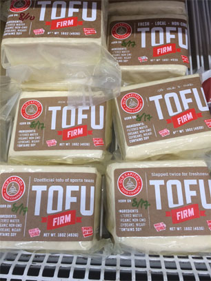 Old Capitol Food Company tofu