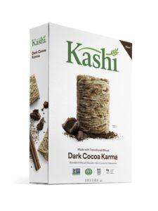 Kashi's Dark Cocoa Karma cereal