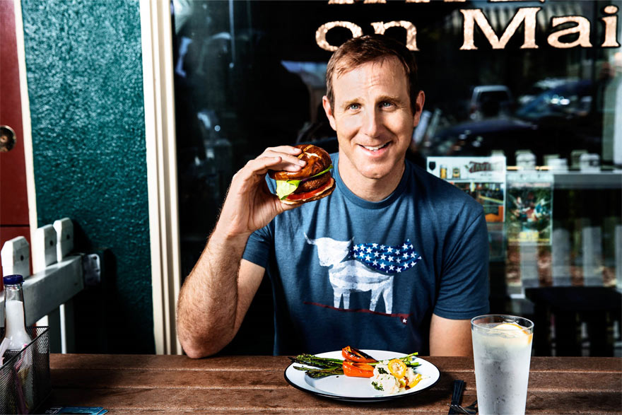 Ethan Brown, founder of Beyond Meat