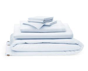 SOL Organics cotton bedding
