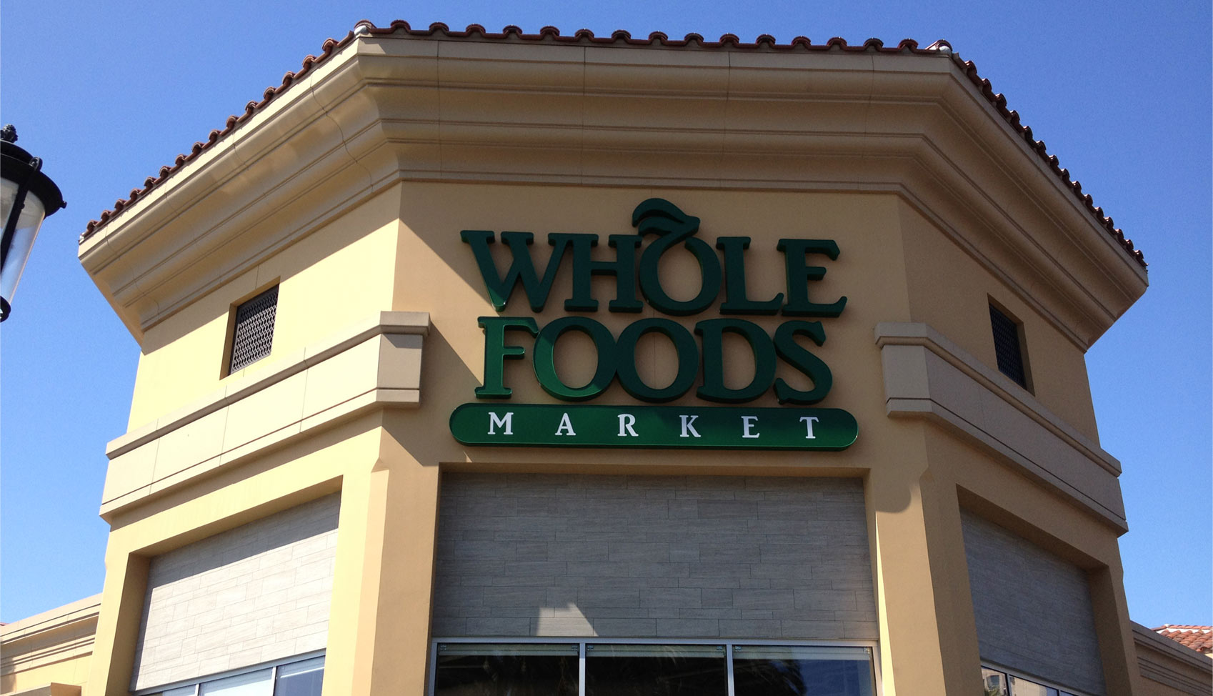 Whole Foods retail store
