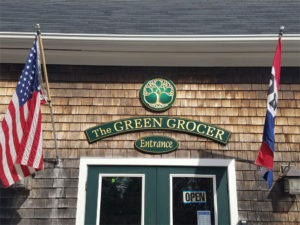 The Green Grocer store front