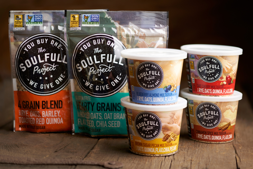 The Soulfull Project food products