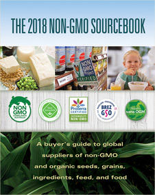 The 2018 Non-GMO Sourcebook