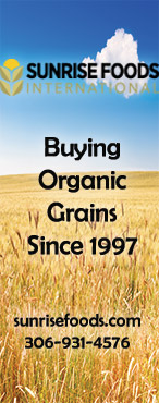 Sunrise Foods Buying Organic Grains