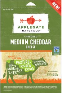 Applegate Non-GMO Project cheese