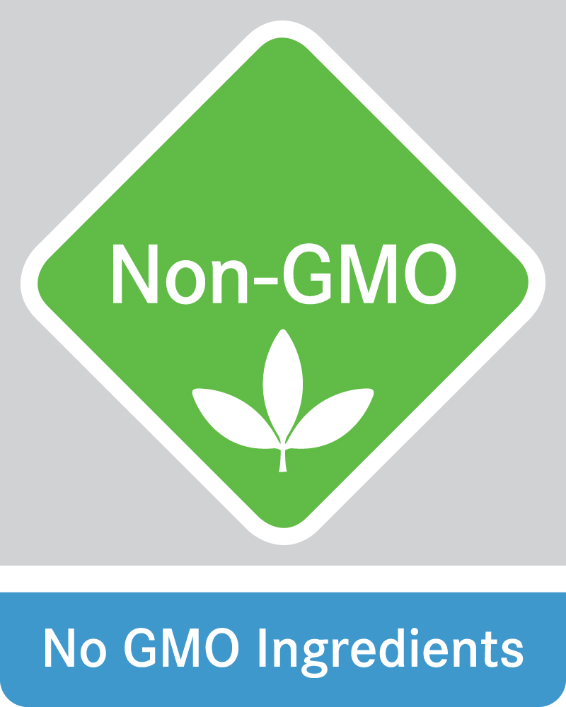 No GMO Ingredients logo
