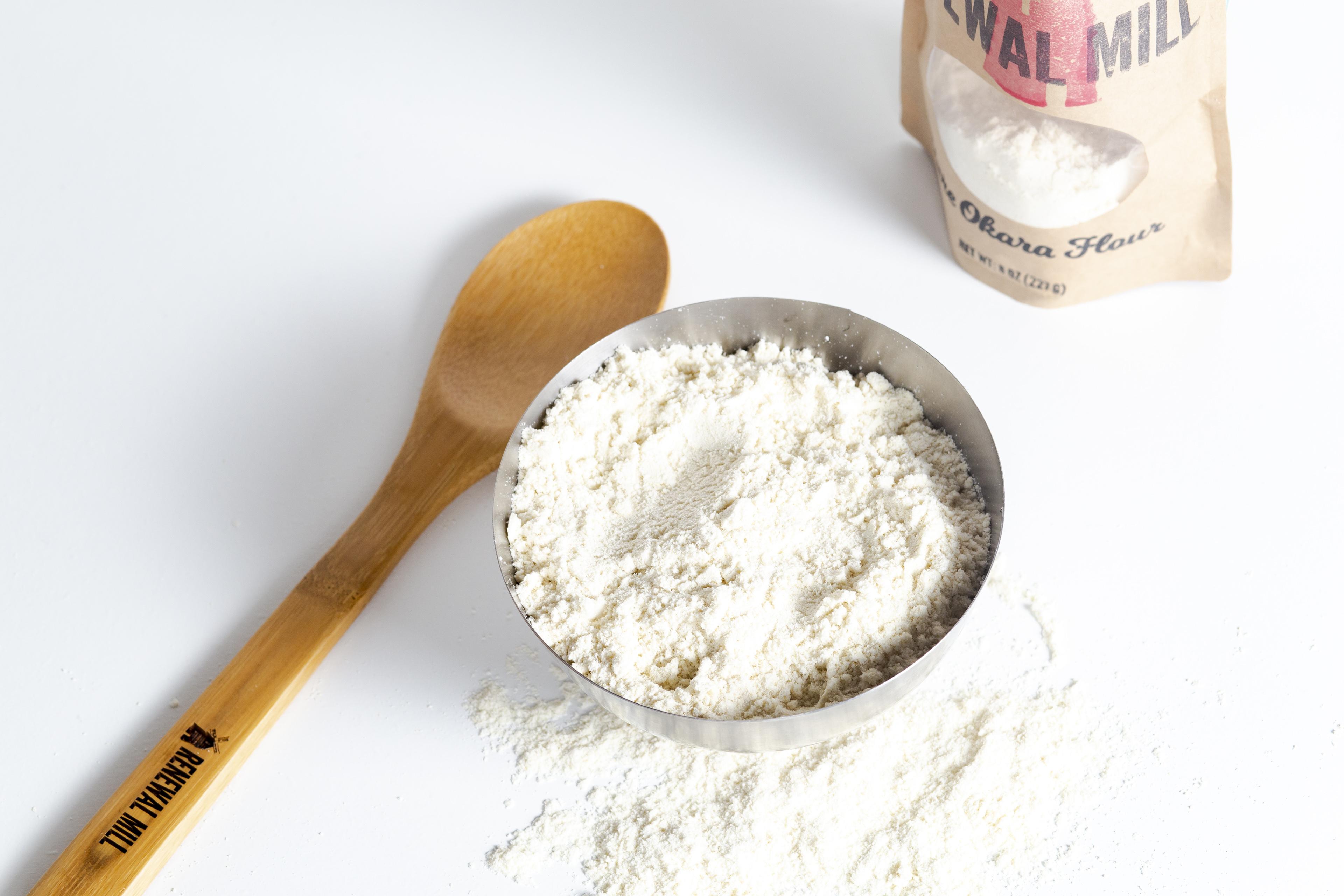 Renewal Mill okara flour