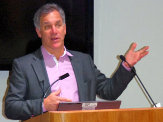 Gary Hirshberg, CEO, Stonyfield Farms