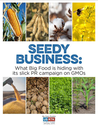 Seed Business: What Big Food is hiding with its slick PR campaign on GMOs