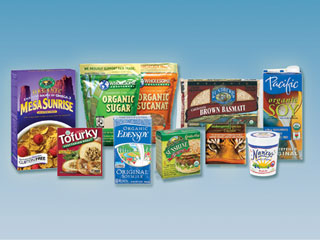 Non-GMO natural food products