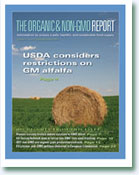 Organic and Non-GMO Report