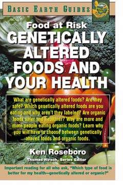 Book Cover - Genetically Altered Foods and Your Health