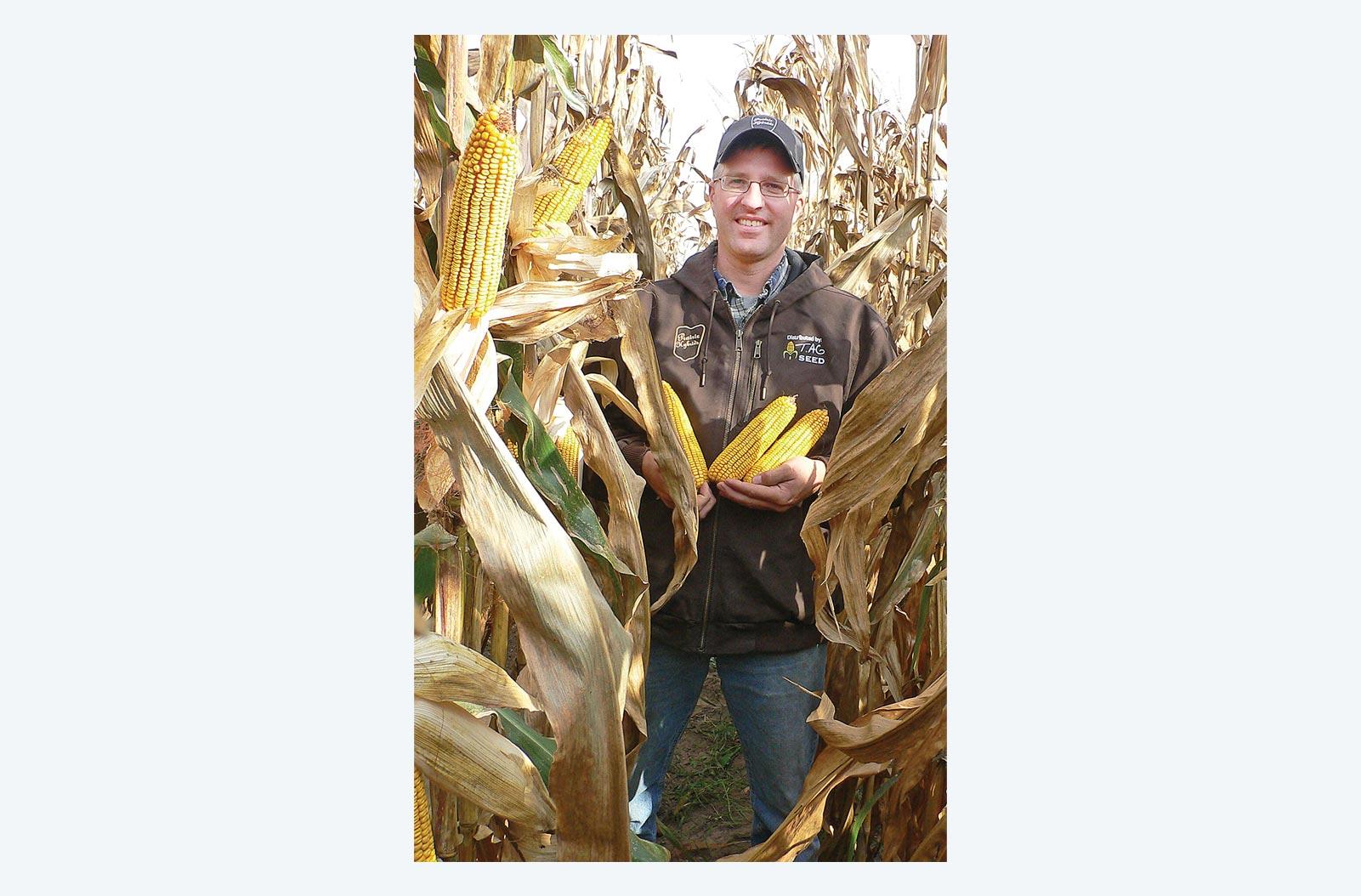 Kevin Tart non-gmo farmer
