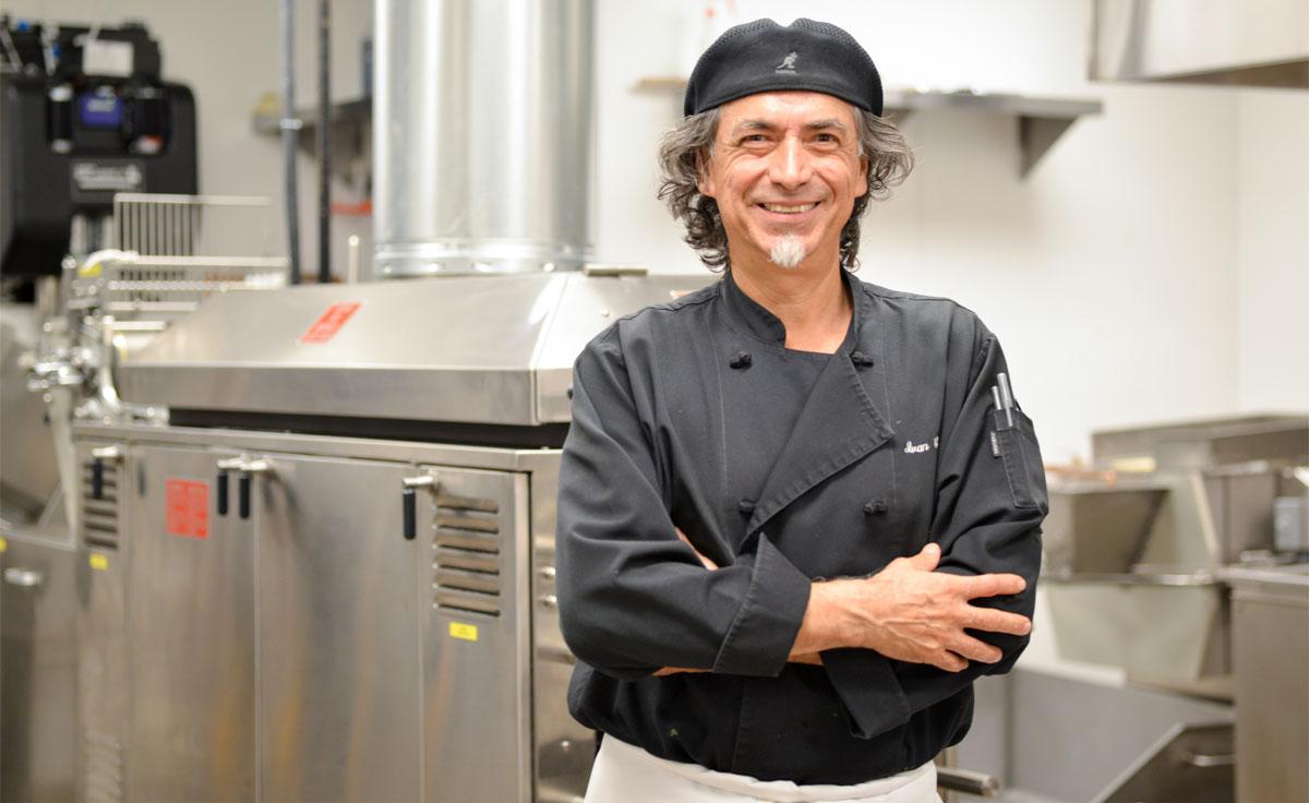 Ivan Calderon chef