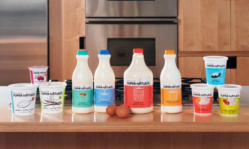 Kalona SuperNatural dairy products