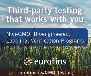 Eurofins non-gmo verification