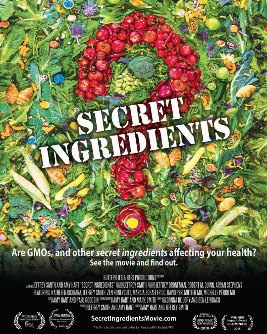 Secret Ingredients film poster