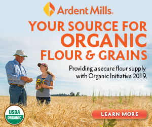 Your source for organic flour & grains