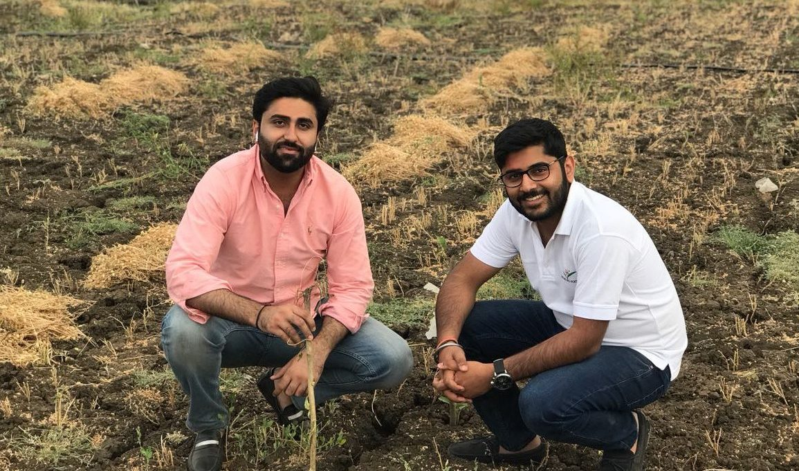 Anmol Arora and Rohan Grover, Nature Bio Foods directors
