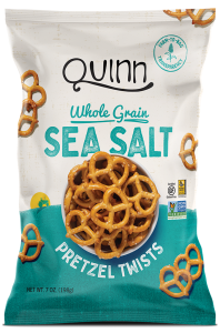 Quinn Twists Pretzels