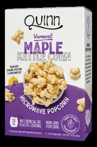 Quinn Kettlecorn Popcorn