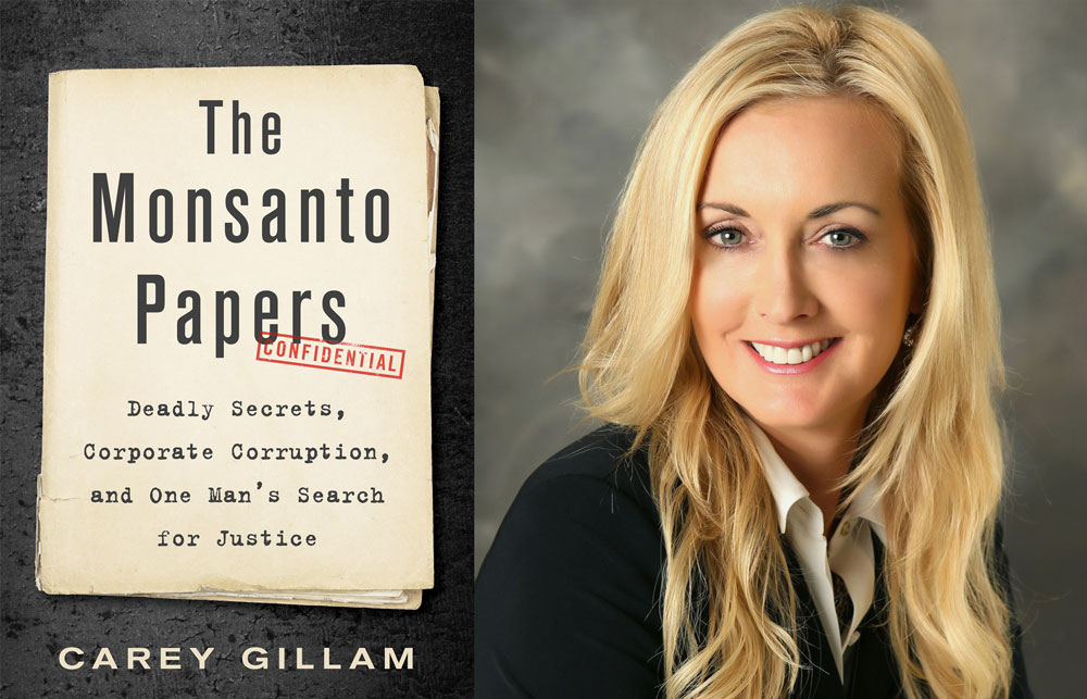 Photo of Monsanto Papers book cover